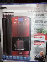Beem Kaffeemaschine für Bohnen und Pulver