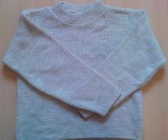 Beige warmhaltiger Frauen Pullover