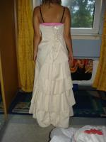 Foto 3 Beiges Apart Kleid