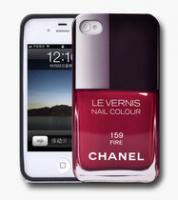 Beliebte CHANEL Nagellack handyhülle für Iphone 4 4S 5 5S