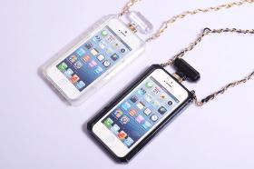 Foto 3 Beliebte CHANEL Parfum Flasche handyhülle für Iphone 4 4S 5 5S
