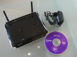 Belkin N Wireless Router wie neu