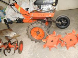 Foto 4 Benzinmotorfräse