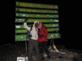 Bergtouren / Safaris in Tansania