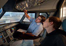 Berlin erleben und Pilot im A320 sein - ein außergewöhnliches Erlebnis