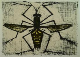 Bernard Buffet - Bee