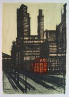 Bernard Buffet - New York I