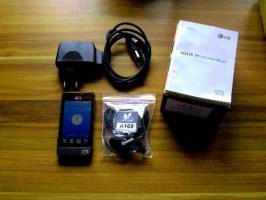 Beschreibung  Smartphone mit Touchscreen Handy LG GD510 POP ohne Vertrag / kein Simlock neuwertig
