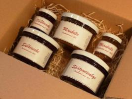 Besondere hausgemachte Konfitüren aus dem Marmeladen-Haus: Ein wahrer Genuss!