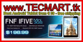 Best Android Tablet ab € 39 – versandkostenfrei (mit Video)