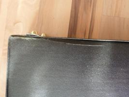 Foto 7 Besteckkoffer von SB 24 Karat Hartvergoldet komplett für 12 Personen mit zahlreichen Vorlegeteilen in Originalkoffer und unbenutzt