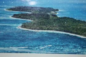 Foto 3 Beteidigung Anteile Kabinen Schiffs Reise Seychellen auf See Security Schiff