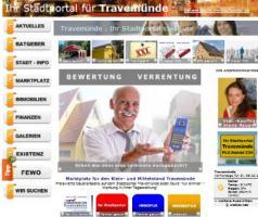 Betreiber (m/w) für Stadtportal Travemünde gesucht