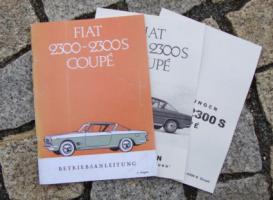 Foto 4 Betriebsanleitung FIAT 1800 B Limousine / Kombi 1964 Oldtimer