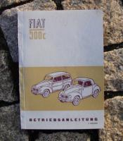 Foto 6 Betriebsanleitung Fiat 600 D Multipla Oldtimer / 1961