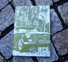Betriebsanleitung MG MGB Tourer und GT / 1971