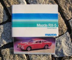 Foto 3 Betriebsanleitung Mazda RX-7 Coupé 1979