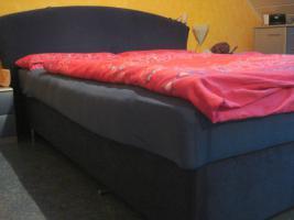 Bett 1,60m mit elektrisch verstellbarer Liegeposition!!