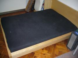 Bett Ikea Malm Birkenoptik