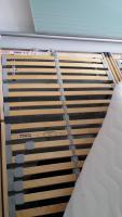 Bett Matratze Lattenrost 180 x 200