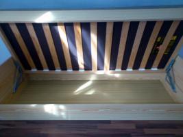 Foto 4 Bett mit integriertem Bettkasten und hochwertiger Matratze