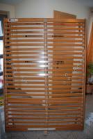Foto 4 Bett massiv Kiefer mit Lattenrost und Matratze (140x200cm)