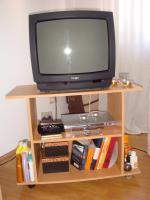Foto 4 Bett, Schrank, Regal, Tisch, TV günstig zu verkaufen!