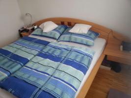 Bettanlage inkl 2 Nachtkästchen