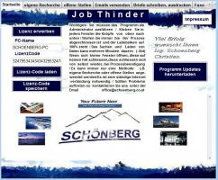 Bewerbungssoftware für Ihre Jobsuche - JobThinder
