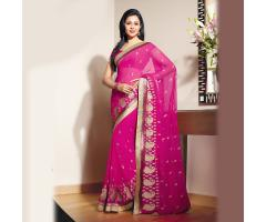 Bezauberndes Bollywood Saree NEU