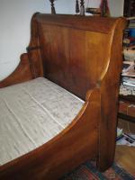 Foto 2 Biedermeier Bett