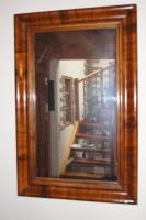 Biedermeier Spiegel mit Zertifikat