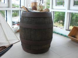Bierfass aus Holz