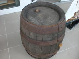Foto 2 Bierfass aus Holz