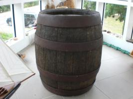 Foto 3 Bierfass aus Holz