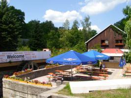 Foto 2 Biergarten im Schlaubetal