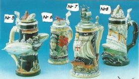 Foto 3 Bierkrüge für Sammler