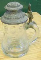 Foto 3 Bierkrüge mehrere sehr alt Antiquitäten