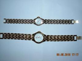 Biete 2 Armbanduhren zum Verkauf