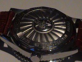 Foto 3 Biete hier eine Breitling Uhr Navitimer Heritage Mondphase Automatic an
