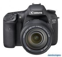 Biete eine Canon 7D (ungebraucht)