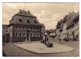 Biete Eisleben+Bergbau Ansichtskarten