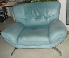 Foto 3 Biete ein Gebrauchtes Design Sofa/Couch 3-sitzig und und dazugehörigem Sessel