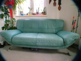 Foto 4 Biete ein Gebrauchtes Design Sofa/Couch 3-sitzig und und dazugehörigem Sessel