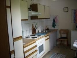 Küche mit Einrichtung
