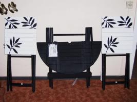 Foto 2 Biete neue , 3tlg. Balkon bzw Gartensitzgruppe