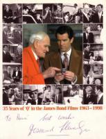 Foto 13 Biete original Autogramme aus dem Bereich Film und TV