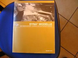 Biete original Reparatur Handbuch Elektrik für alle Harley Dyna Modelle 2005