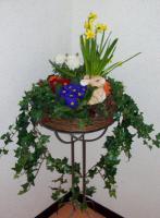 Foto 3 Biete verschieden Blumenschmuck (Tischgestecke, Autogestecke, usw.)
