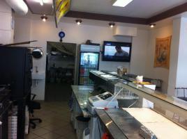 Foto 2 Biete, Imbiss / Doner / Pizza , mit kompletem Inventarund Sitzmoglichkeiten.